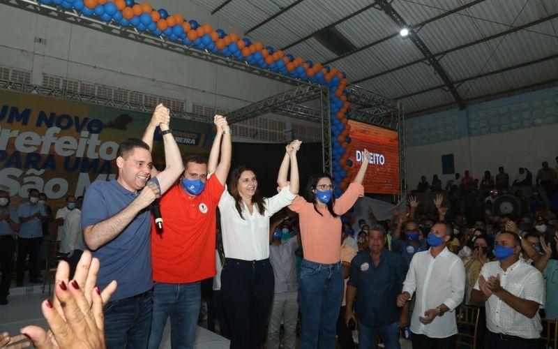 Fernando Pereira lança candidatura a prefeito de São Miguel dos Campos