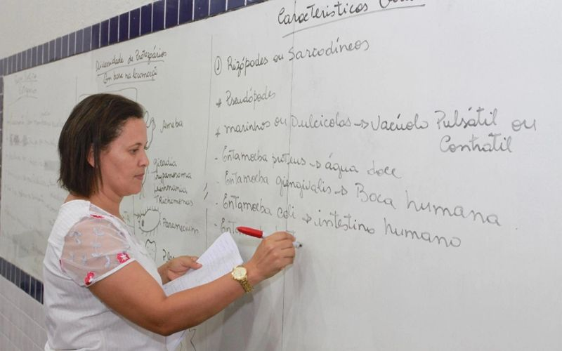 SEDUC PROMOVE PRIMEIRA CHAMADA DE PROFESSORES TEMPORÁRIOS