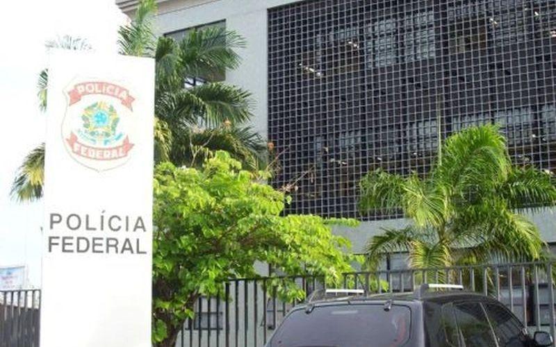 Antônio Pimentel Cavalcante está na sede da Polícia Federal, no bairro do Jaraguá, em Maceió