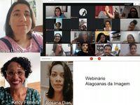 Webinário Alagoanas da Imagem