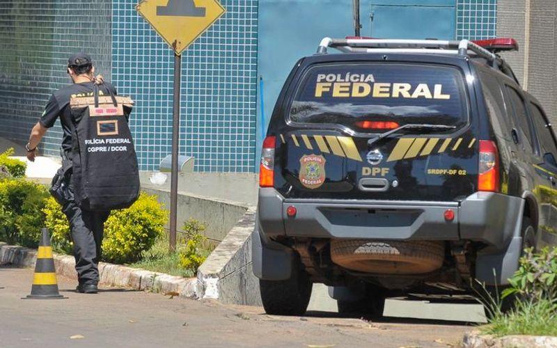 Ação da Polícia Federal
