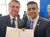 JHC e Pres. Bolsonaro