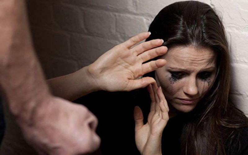 Agressão contra mulher