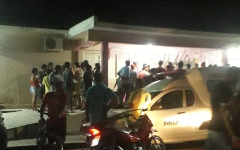Crime aconteceu em Inhapi, no Sertão de Alagoas.