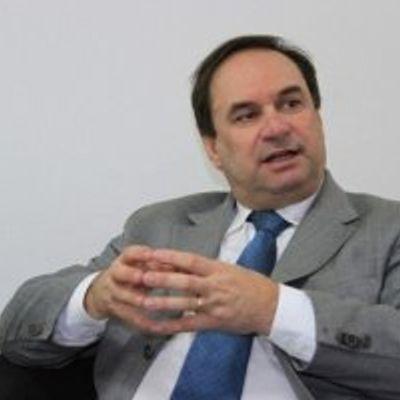 Vice-governador Luciano Barbosa