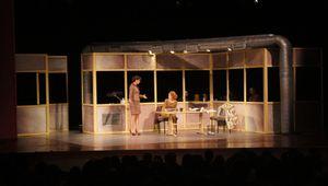 Teatro: Contrações