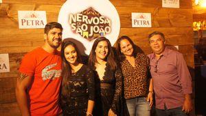 Festinha Nervosa de São João