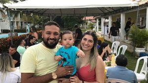 Aniversário Adriano Pacheco
