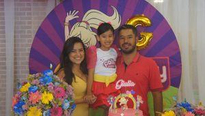 Aniversário da Giulia – 6 Anos