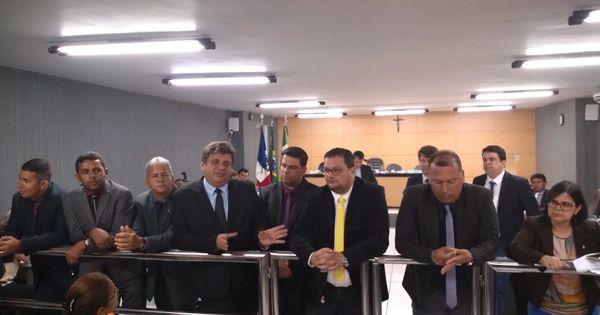 Câmara Municipal de Arapiraca realiza sessão votando importantes - Cada Minuto
