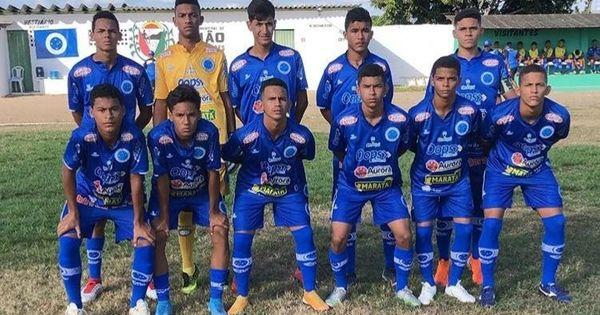 Sub-15 do Cruzeiro de Arapiraca fica em segundo lugar na fase - Cada Minuto