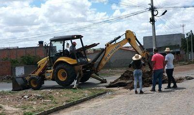 Operação resultou em retirada de vazamentos, identificação de consumo clandestino e melhoria do abastecimento