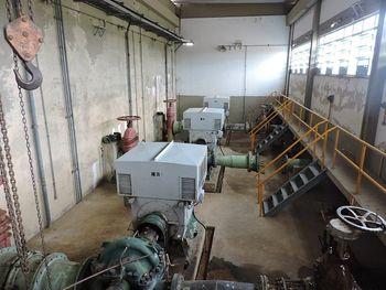 Estação Elevatória de Água é um dos locais que vai passar por manutenção nessa quinta-feira (9)