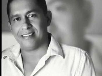 O motorista de ambulância Cledson Vieira Silva, 42 anos, foi morto com uma paulada na cabeça.