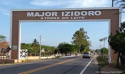 Major Izidoro, Sertão de Alagoas