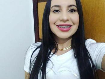 Thatyanne Barros, de 20 anos, estava internada no Hospital Regional de Santana do Ipanema