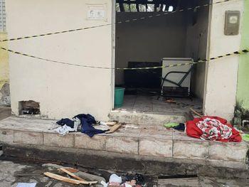 Idosa morre carbonizada após ter casa incendiada em Santana do Ipanema