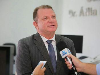 Juiz Edivaldo Landeosi, titular da Comarca de Pão de Açúcar.